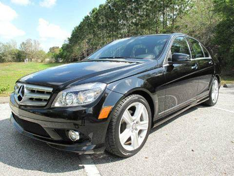 2010 Mercedes-Benz C-Class for sale at Auto Marques Inc in Sarasota FL