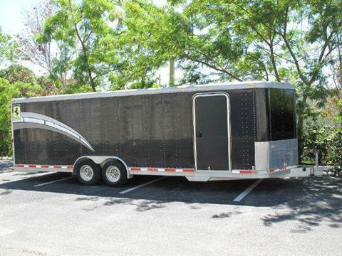 """2000 Featherlite 24'x8'6"""" for sale at Auto Marques Inc in Sarasota FL"""