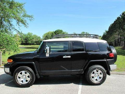 2008 Toyota FJ Cruiser for sale at Auto Marques Inc in Sarasota FL
