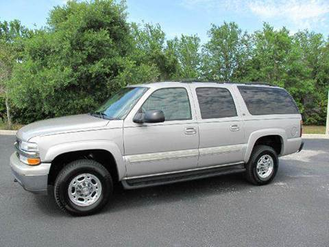 2005 Chevrolet Suburban for sale at Auto Marques Inc in Sarasota FL