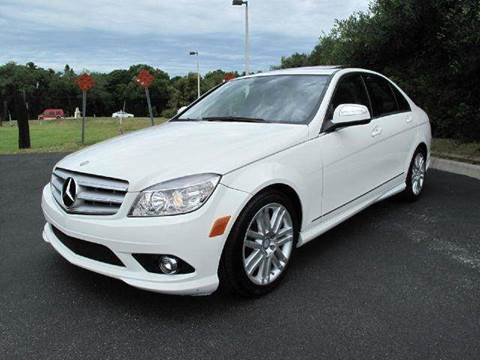 2008 Mercedes-Benz C-Class for sale at Auto Marques Inc in Sarasota FL