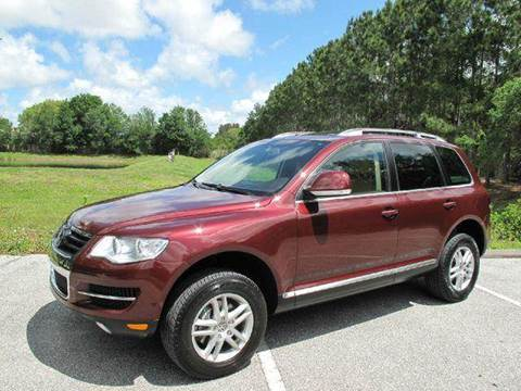 2008 Volkswagen Touareg 2 for sale at Auto Marques Inc in Sarasota FL