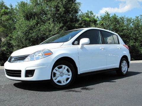 2011 Nissan Versa for sale at Auto Marques Inc in Sarasota FL