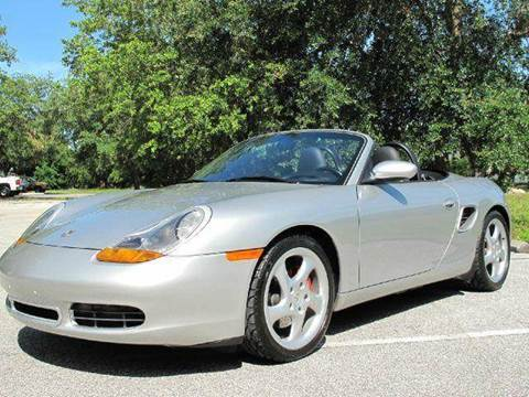 2002 Porsche Boxster for sale at Auto Marques Inc in Sarasota FL