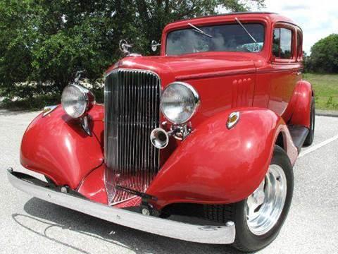 1933 Pontiac hot rod  for sale at Auto Marques Inc in Sarasota FL