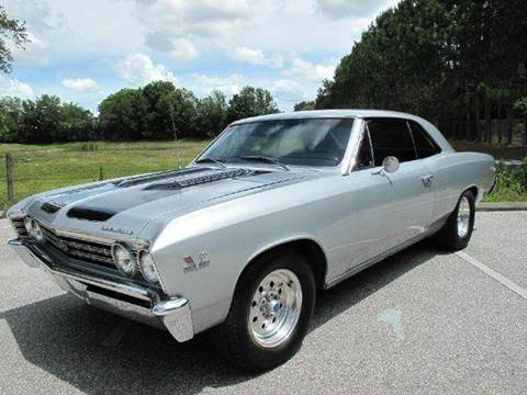 1967 Chevrolet Chevelle for sale at Auto Marques Inc in Sarasota FL
