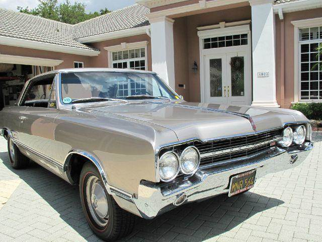 1965 Oldsmobile 442 for sale at Auto Marques Inc in Sarasota FL