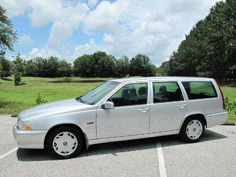 1998 Volvo V70 for sale at Auto Marques Inc in Sarasota FL