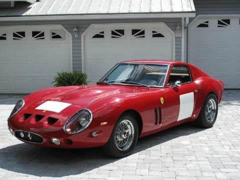 1962 Ferrari 250 GTO for sale at Auto Marques Inc in Sarasota FL