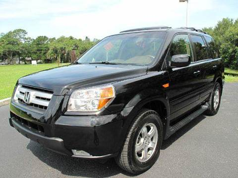 2007 Honda Pilot for sale at Auto Marques Inc in Sarasota FL