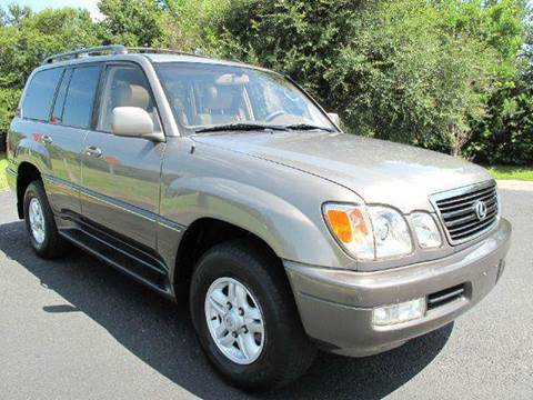 1998 Lexus LX 470 for sale at Auto Marques Inc in Sarasota FL