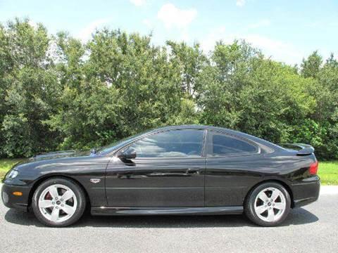 2005 Pontiac GTO for sale at Auto Marques Inc in Sarasota FL
