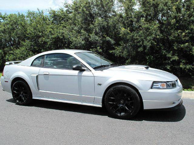 2002 Ford Mustang Gt Deluxe 2dr Coupe In Sarasota Fl Auto Marques Inc