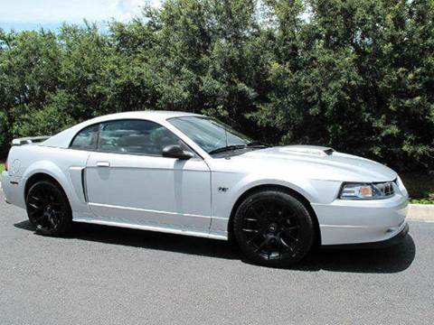 2002 Ford Mustang for sale at Auto Marques Inc in Sarasota FL