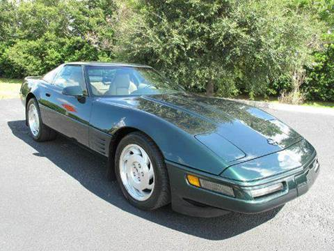 1994 Chevrolet Corvette for sale at Auto Marques Inc in Sarasota FL