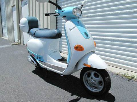 2003 Vespa ET-2      for sale at Auto Marques Inc in Sarasota FL