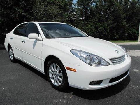 2004 Lexus ES 330 for sale at Auto Marques Inc in Sarasota FL