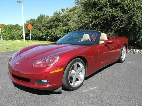 2006 Chevrolet Corvette for sale at Auto Marques Inc in Sarasota FL