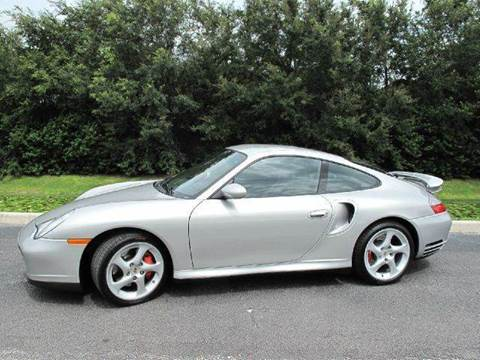 2002 Porsche 911 for sale at Auto Marques Inc in Sarasota FL