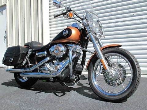 2008 Harley-Davidson FXDC SUPER GLIDE for sale at Auto Marques Inc in Sarasota FL