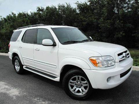 2005 Toyota Sequoia for sale at Auto Marques Inc in Sarasota FL