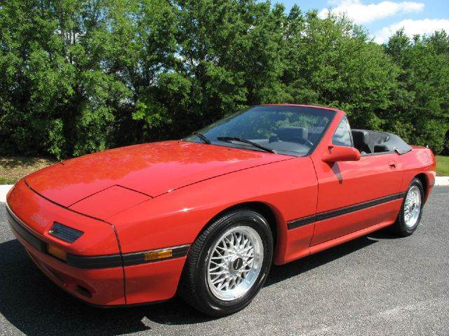 1988 Mazda RX-7 for sale at Auto Marques Inc in Sarasota FL
