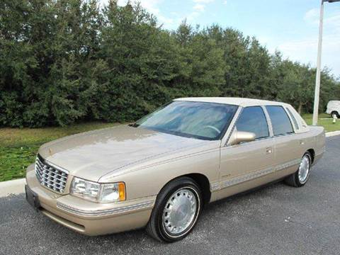 1998 Cadillac DeVille for sale at Auto Marques Inc in Sarasota FL