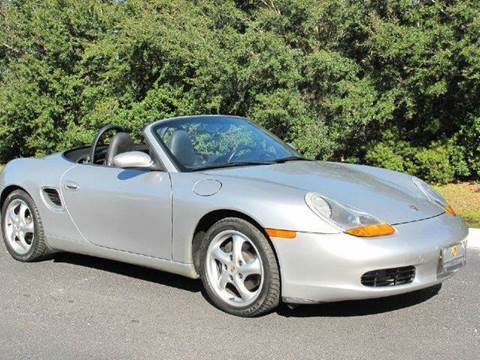 1999 Porsche Boxster for sale at Auto Marques Inc in Sarasota FL