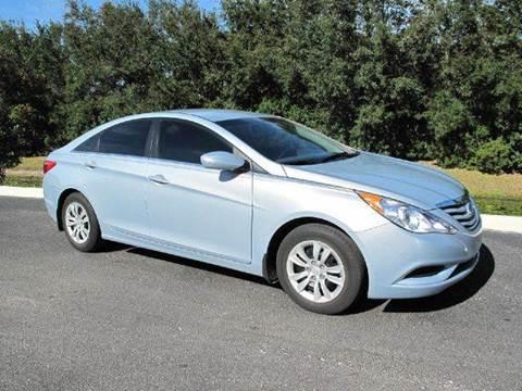 2012 Hyundai Sonata for sale at Auto Marques Inc in Sarasota FL