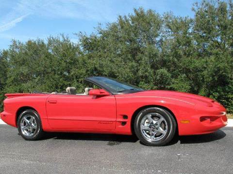 2002 Pontiac Firebird for sale at Auto Marques Inc in Sarasota FL