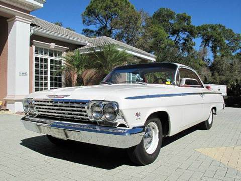 1962 Chevrolet Bel Air for sale at Auto Marques Inc in Sarasota FL