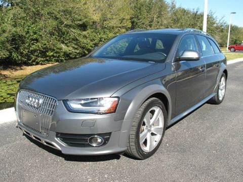 2013 Audi Allroad for sale at Auto Marques Inc in Sarasota FL