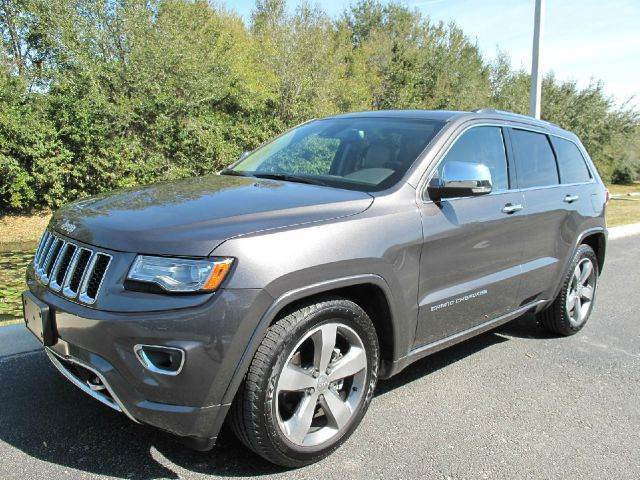 2014 Jeep Grand Cherokee for sale at Auto Marques Inc in Sarasota FL