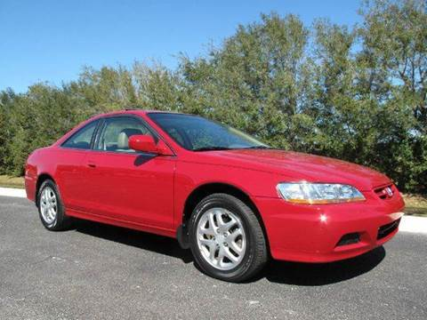 2002 Honda Accord for sale at Auto Marques Inc in Sarasota FL