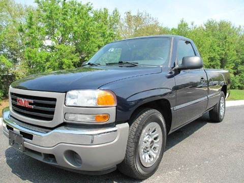 2007 GMC Sierra 1500 Classic for sale at Auto Marques Inc in Sarasota FL