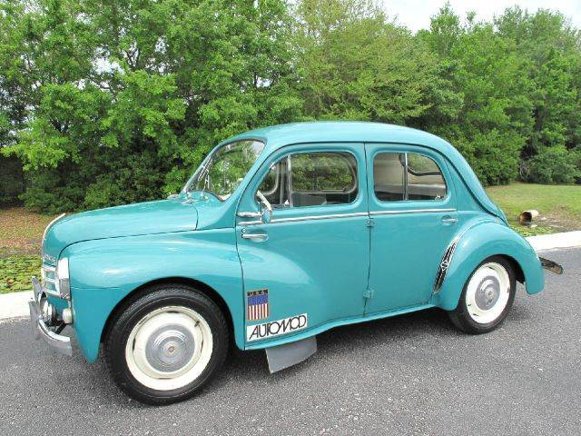 1961 Renault 4 cv for sale at Auto Marques Inc in Sarasota FL