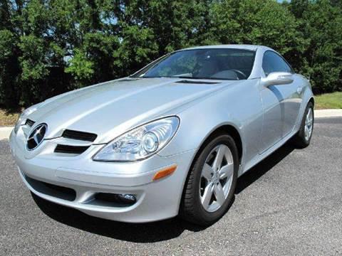 2007 Mercedes-Benz SLK-Class for sale at Auto Marques Inc in Sarasota FL