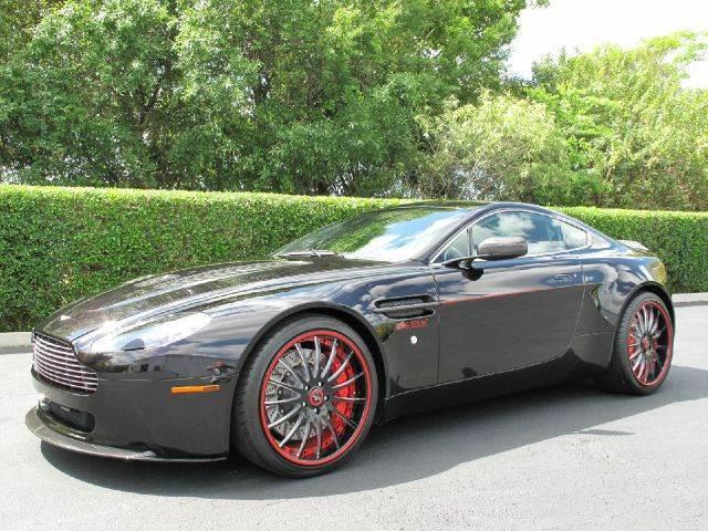 2007 Aston Martin V8 Vantage for sale at Auto Marques Inc in Sarasota FL