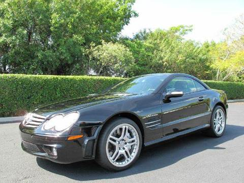 2006 Mercedes-Benz SL-Class for sale at Auto Marques Inc in Sarasota FL