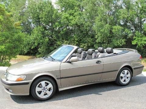 2003 Saab 9-3 for sale at Auto Marques Inc in Sarasota FL
