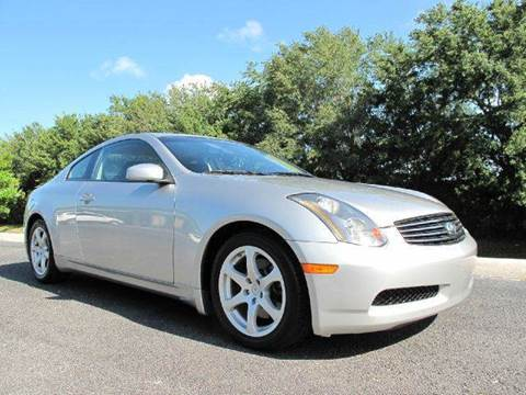 2005 Infiniti G35 for sale at Auto Marques Inc in Sarasota FL