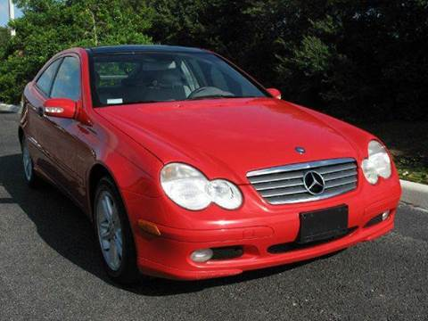 2002 Mercedes-Benz C-Class for sale at Auto Marques Inc in Sarasota FL