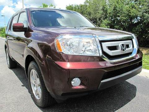 2011 Honda Pilot for sale at Auto Marques Inc in Sarasota FL
