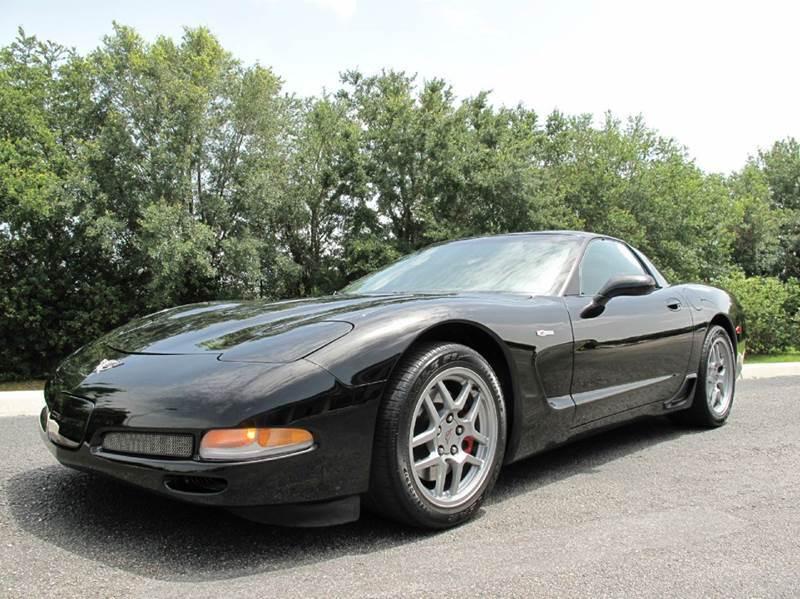 2003 Chevrolet Corvette for sale at Auto Marques Inc in Sarasota FL