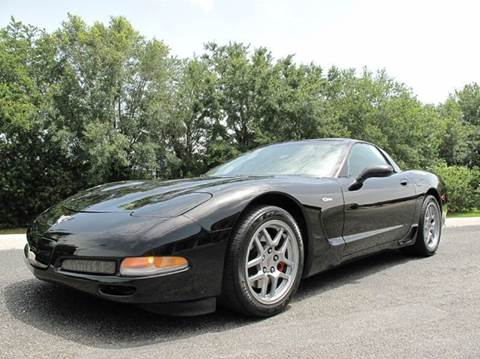2003 Chevrolet Corvette for sale at Auto Marques Inc in Sarasota FL