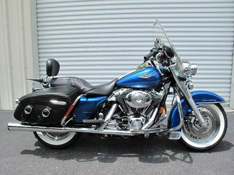 2005 Harley-Davidson Road King for sale at Auto Marques Inc in Sarasota FL