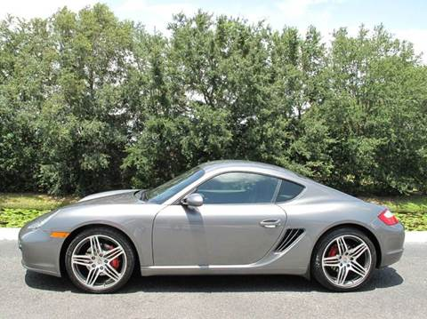 2007 Porsche Cayman for sale at Auto Marques Inc in Sarasota FL