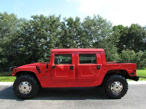 1995 HUMMER H1 for sale at Auto Marques Inc in Sarasota FL