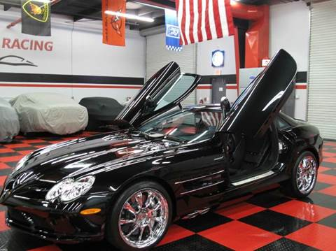 2006 Mercedes-Benz SLR-Class for sale at Auto Marques Inc in Sarasota FL