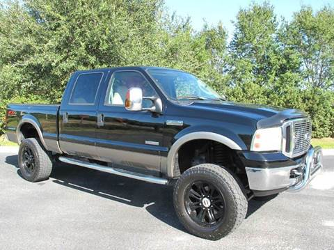 2006 Ford F-250 Super Duty for sale at Auto Marques Inc in Sarasota FL